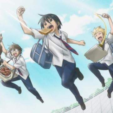Short Anime Comedies to Get You Through School
