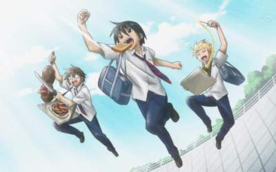 Anime 1 - Daily Lives of Highschool Boys