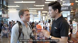 Jetstar Asia puts a new spin on business travel