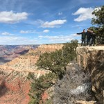 free trip to arizona - grand canyon group photo