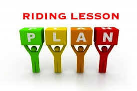 riding lesson plan