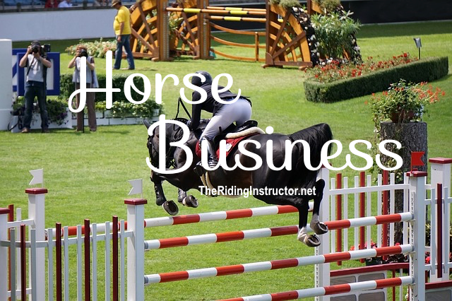 How to Fix the Horse Business