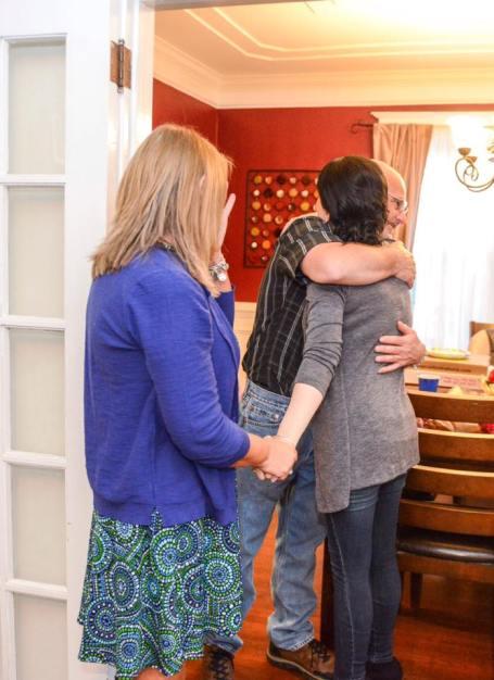 Michelle Riess Hollie Rick Adoption