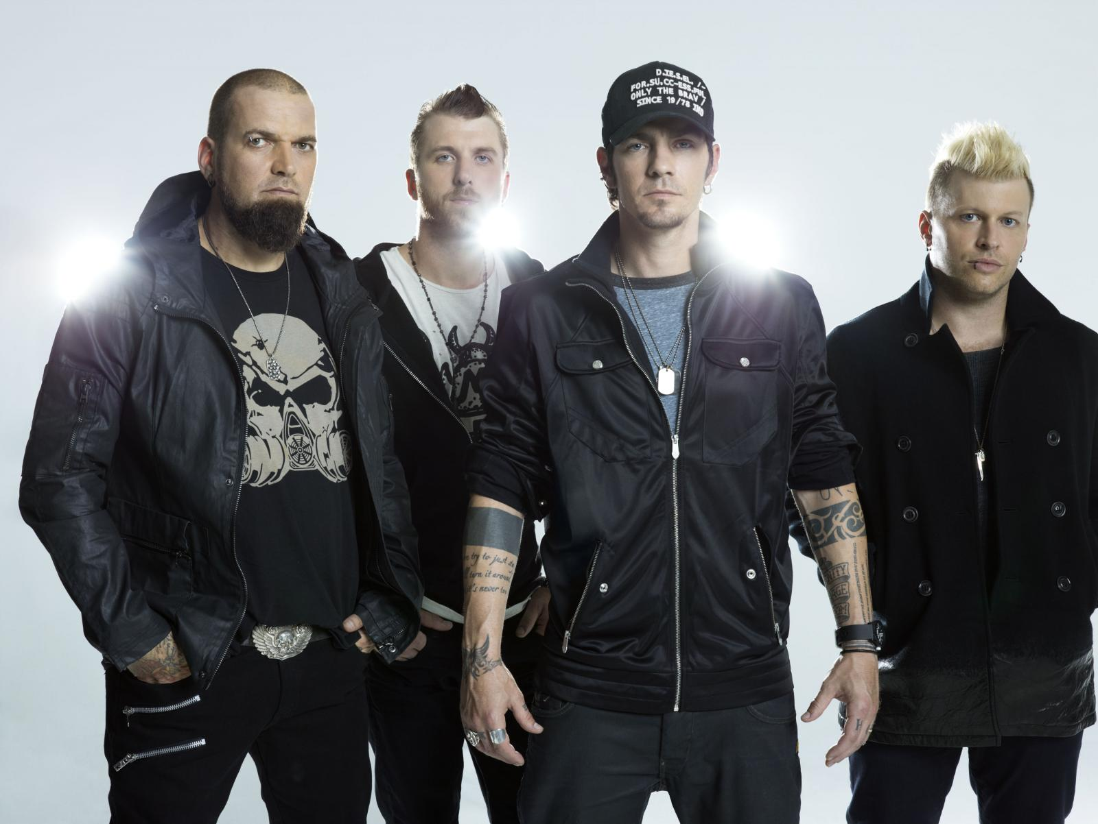 Speculation Three Days Grace Bring A Little Of The Good