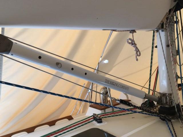 Forespar Yacht Rod Refinish