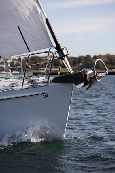 Harken Long Link Toggle, anchor roller