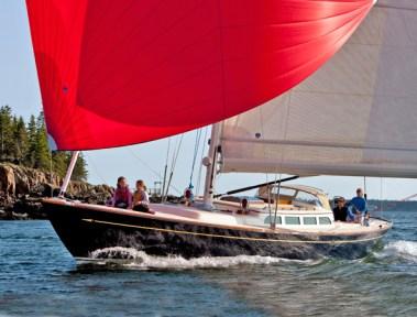 first spring sail