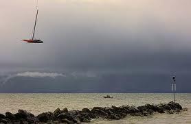 Carlo Borlenghi Flying Artemis