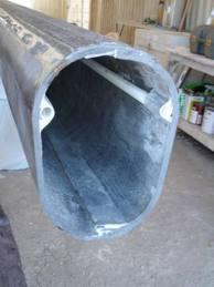 Painting carbon fiber