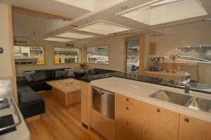 Tag Yachts Interior