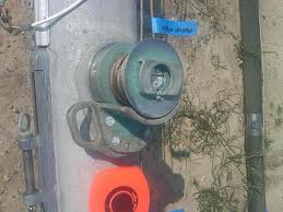 """""""Reel Winch"""" or Wire Halyard Winch - DON'T USE!!!"""