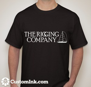 The Rigging Company T's. T Shirt for rigging