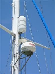 Rigging radar reflectors. which radar reflector to choose.