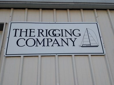 The new Rigging Company. Atlantic spars and rigging. Annapolis rigging
