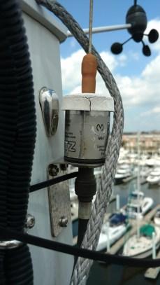 Metz VHF antenna