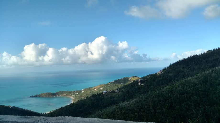 Tortola, rebuilding paradise, hurricane relief