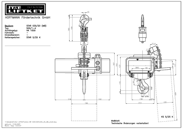 chainmotor liftket , motor , hoist , chainmotor , liftket