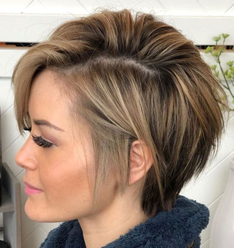 Pixie Bob For Women With Thin Hair