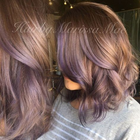 50 Light Brown Hair Color Ideas with Highlights and Lowlights - photo #17