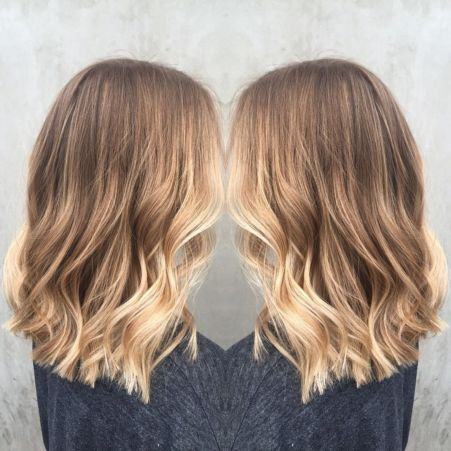 Caramel Hair With Highlights And Lowlights