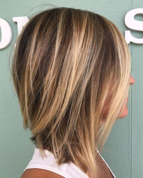70 Perfect Medium Length Hairstyles for Thin Hair in 2021