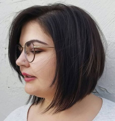 50 Cute Looks with Short Hairstyles for Round Faces