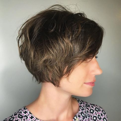 Pixie Bob For Thick Coarse Hair