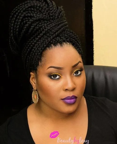 Marvelous 50 Exquisite Box Braids Hairstyles To Do Yourself Hairstyles For Women Draintrainus