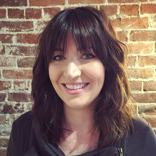 Hairstyles and Haircuts with Bangs in 2019 \u2014 TheRightHairstyles