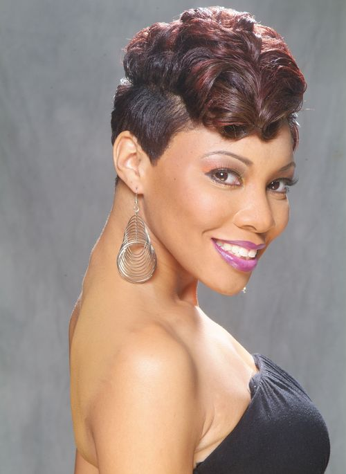 Awesome 50 Most Captivating African American Short Hairstyles And Haircuts Hairstyle Inspiration Daily Dogsangcom