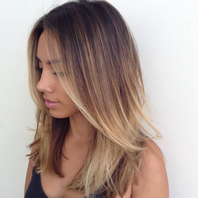 Awesome 70 Brightest Medium Length Layered Haircuts And Hairstyles Short Hairstyles Gunalazisus