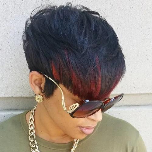 Phenomenal 50 Most Captivating African American Short Hairstyles And Haircuts Short Hairstyles Gunalazisus