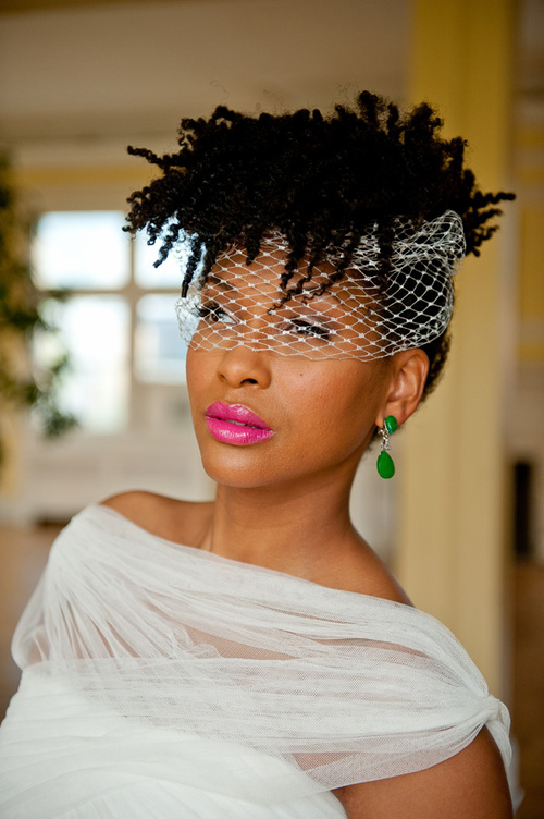 60 Superb Black Wedding Hairstyles