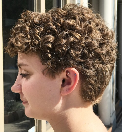 delightful short wavy hairstyles