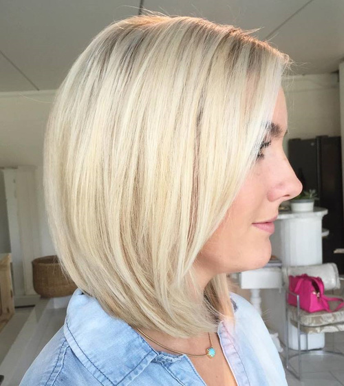 sensational medium length haircuts