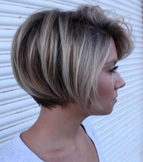 100 Kurzweilige Kurzhaarfrisuren Für Feines Haar Neue Haarmodelle