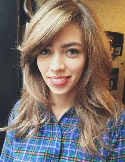 Prime 70 Brightest Medium Length Layered Haircuts And Hairstyles Short Hairstyles Gunalazisus