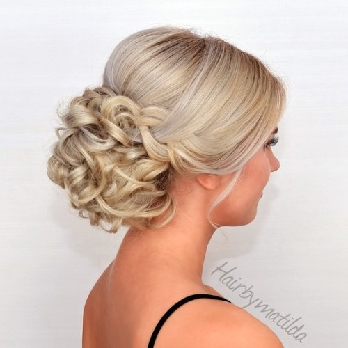 Excellent 40 Most Delightful Prom Updos For Long Hair In 2017 Short Hairstyles Gunalazisus