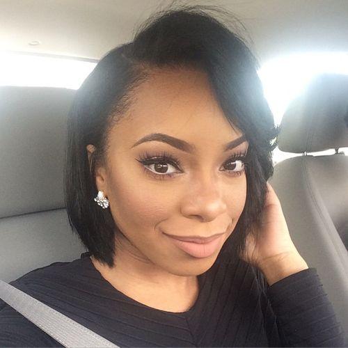Terrific 60 Showiest Bob Haircuts For Black Women Hairstyles For Women Draintrainus