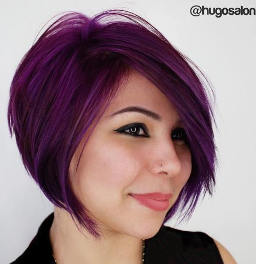 Hairstyles For Full Round Faces 60 Best Ideas For Plus