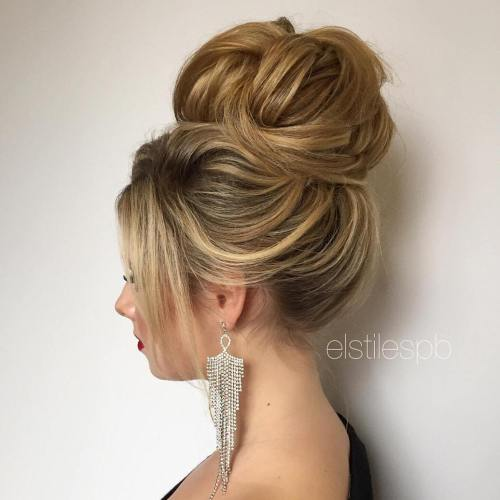 HD wallpapers hairstyles half up one side