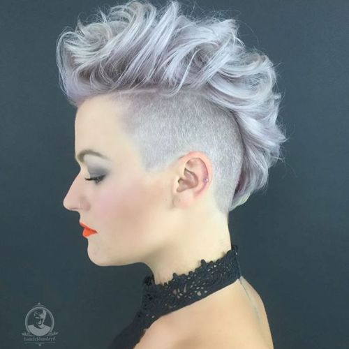 Stupendous 70 Most Gorgeous Mohawk Hairstyles Of Nowadays Hairstyle Inspiration Daily Dogsangcom