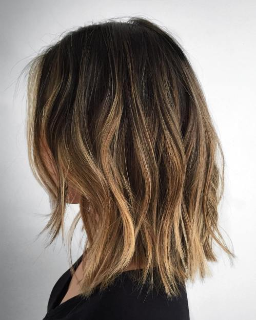 Medium Hair Front Layers Haircut 30
