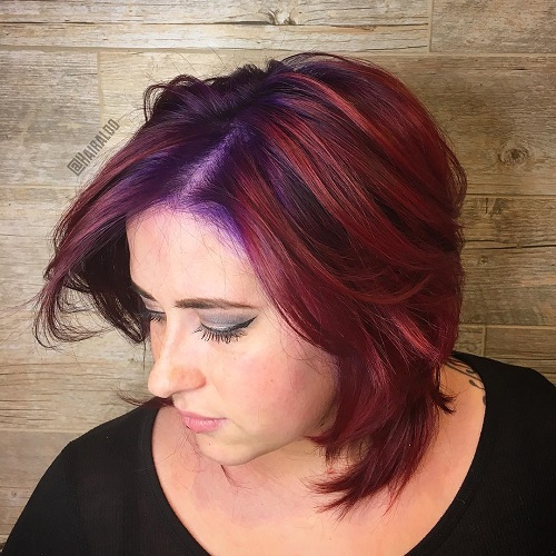 Brilliant Hairstyles For Full Round Faces 50 Best Ideas For Plus Size Women Short Hairstyles Gunalazisus