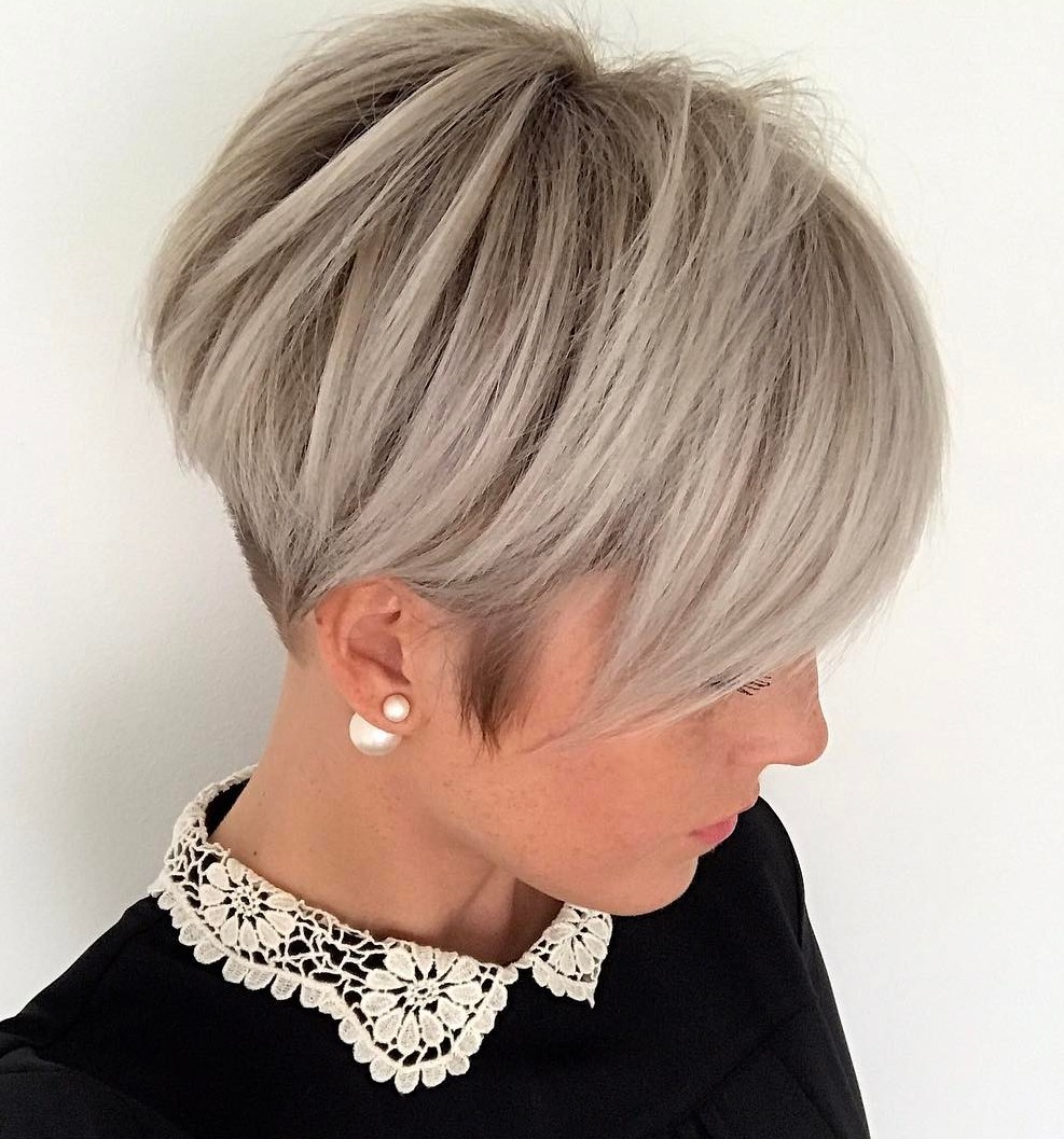 Mind Blowing Short Hairstyles Fine Hair