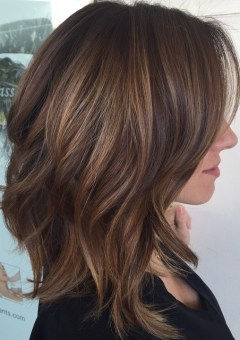 Medium hairstyles and haircuts for shoulder length hair in 2017 trhs 80 sensational medium length haircuts for thick hair urmus Image collections