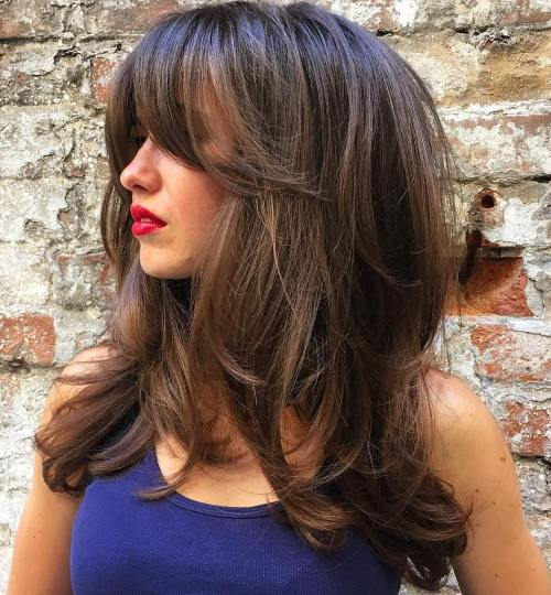 Astounding 80 Cute Layered Hairstyles And Cuts For Long Hair In 2016 Short Hairstyles Gunalazisus