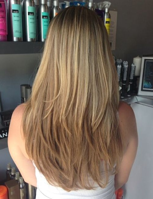 Peachy 80 Cute Layered Hairstyles And Cuts For Long Hair In 2016 Short Hairstyles Gunalazisus