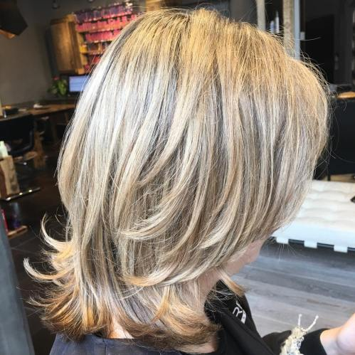 Two-Tier Medium Layered Cut