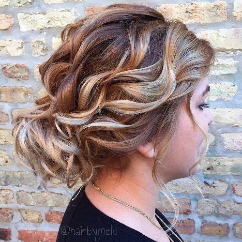 Hairstyles For Full Round Faces Best Ideas For PlusSize Women - Elegant hairstyles for round face